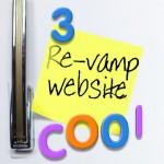 Revamp your Website Postit Note Image