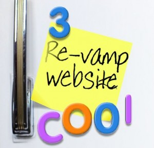 Revamp your Website Postit Note Image