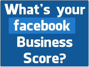 Facebook Business Score Logo